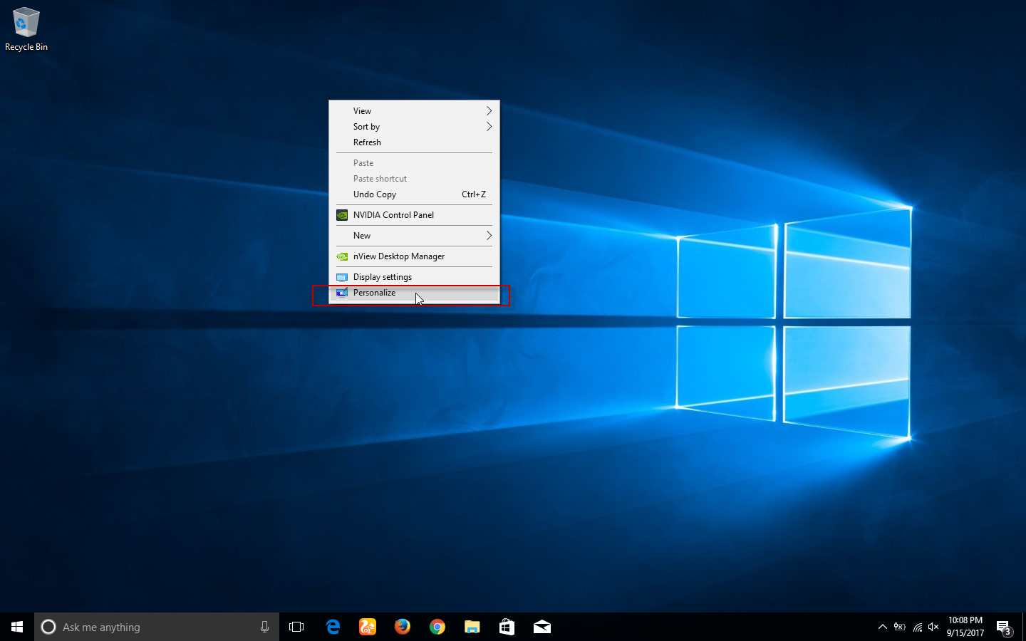 show my computer icon on desktop in windows 10 ss1