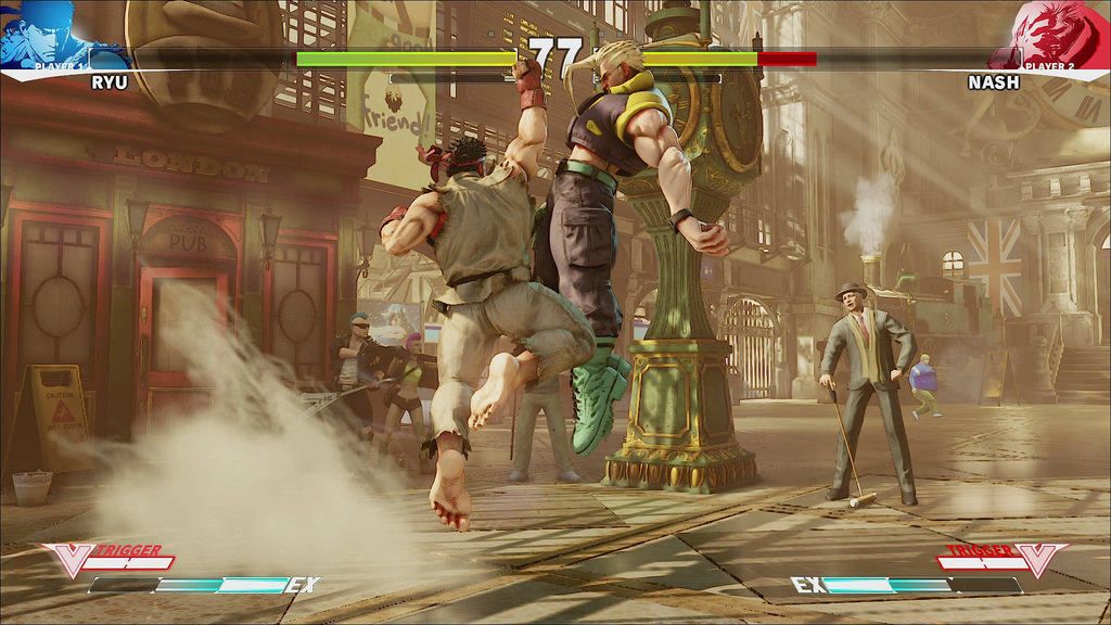 Street-Fighter-V gameplay