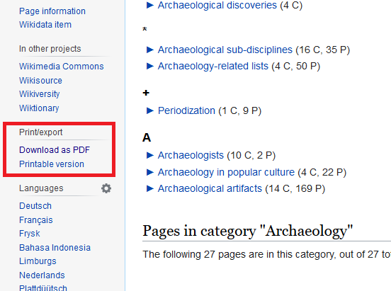 download wikipedia article as pdf 1