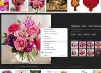 google view image button 01