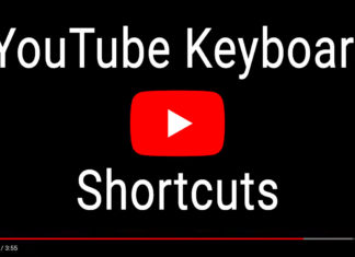 youtube-keyboard-shortcuts
